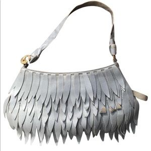 Roberto Cavalli shoulder evening bag